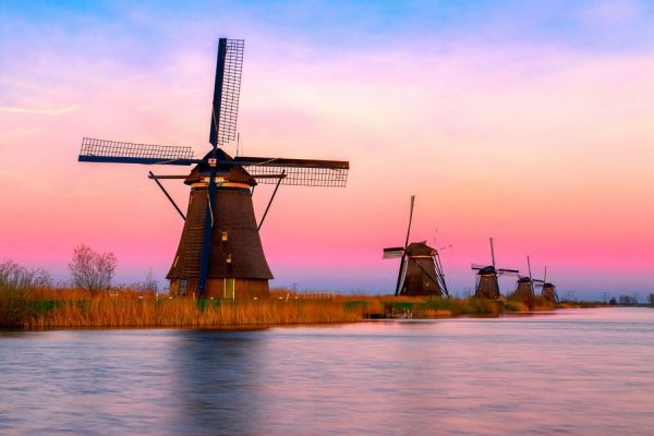 Нидерланды: 9 мест, которые вам нужно увидеть