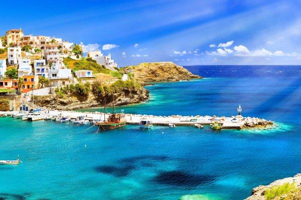 Гид по острову Крит: 4 курортных зоны и 14 мест для отдыха