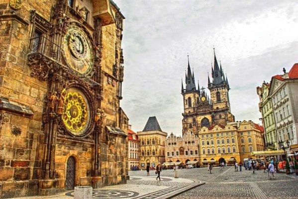 Прага глазами эмигранта: 9 идей для прогулок и пивных дегустаций