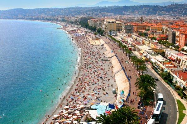 Лазурный берег: 7 городов, которые вам нужно посетить