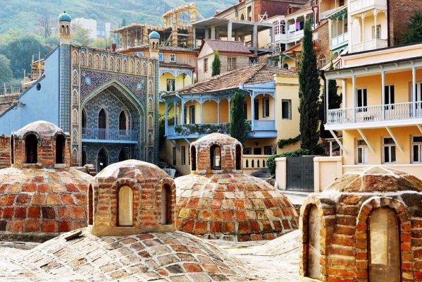 Кутаиси-Батуми-Тбилиси – подробный гид для знакомства с Грузией