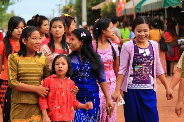 24 дня в Мьянме: самое яркое впечатление из 6 стран Юго-Восточной Азии