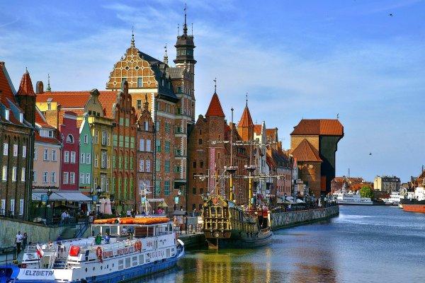 Польский микс: 2-недельный маршрут от Кракова до Гданьска