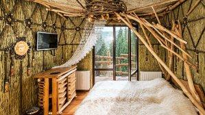 5 найбільш незвичайних готелів України