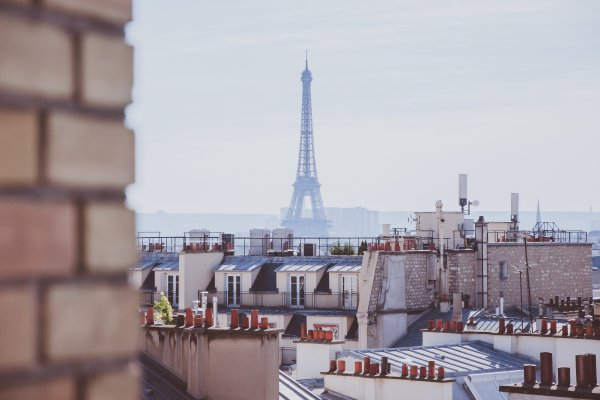 20 places to see in Paris