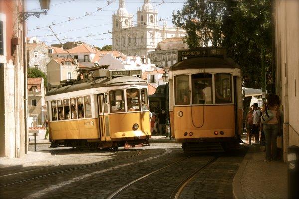 7 дней на краю земли: первое знакомство с Португалией