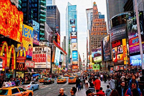 20 интересных мест, которые стоит посетить в Нью-Йорке