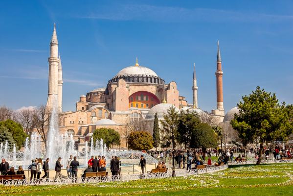 Stopover: как бесплатно побывать в Стамбуле?