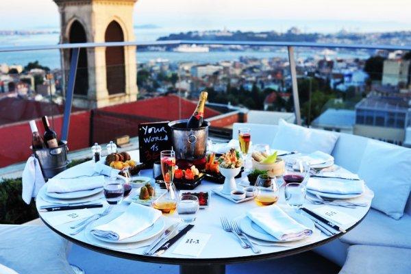 Пахлава медовая: 10 вкусных заведений Стамбула