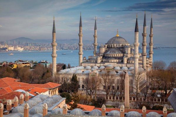 22 места, которые стоит посетить в Стамбуле
