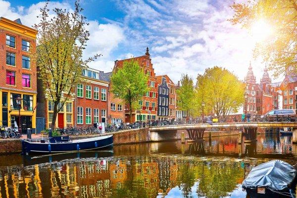 Бесплатный Амстердам: куда пойти и что посмотреть