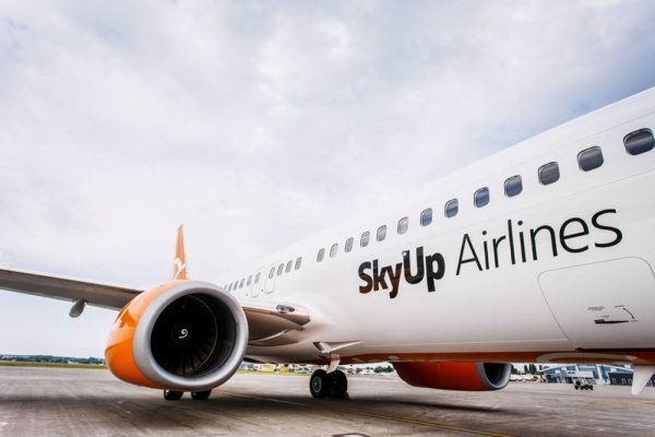 Welcome: SkyUp Airlines теперь на TripMyDream