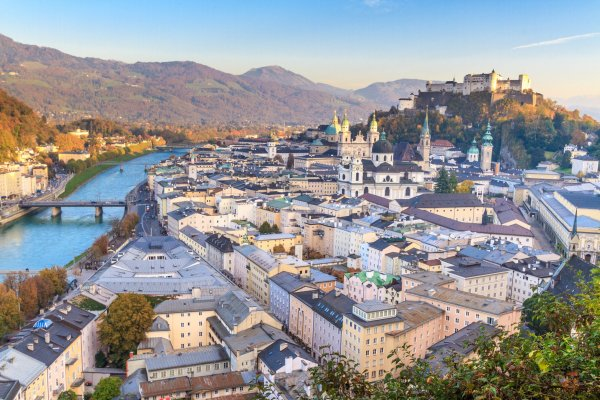 Город Амадея: что посмотреть в Зальцбурге за 3 дня