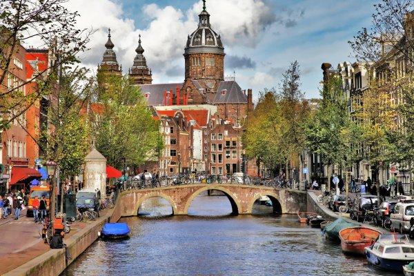 Топ-20 мест Амстердама, которые стоит посетить