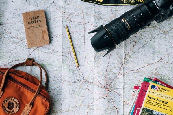 Сборы в путешествие: чек-лист всего, что нужно сделать