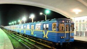 В Киеве открылся хостел в вагонах метро
