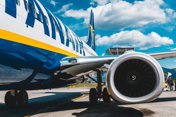 Ryanair планирует летать из Украины во Францию