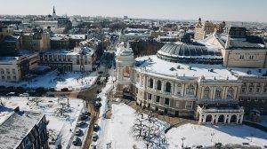 Оде��а зимой: 5 причин поехать