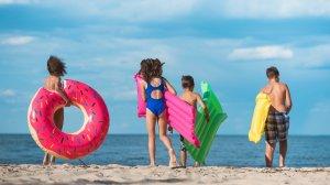 Куда поехать на море в Украине с детьми