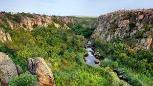 �ктов�кий каньон: почему �тоит побывать в украин�ком Гранд Каньоне