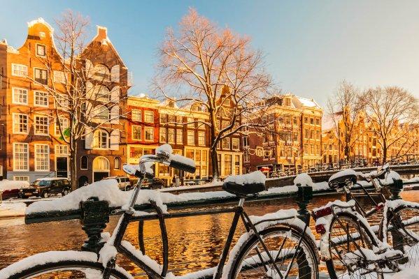 5 причин поехать в Голландию зимой