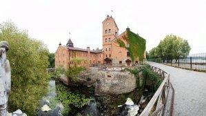 Замок Радоми�ль