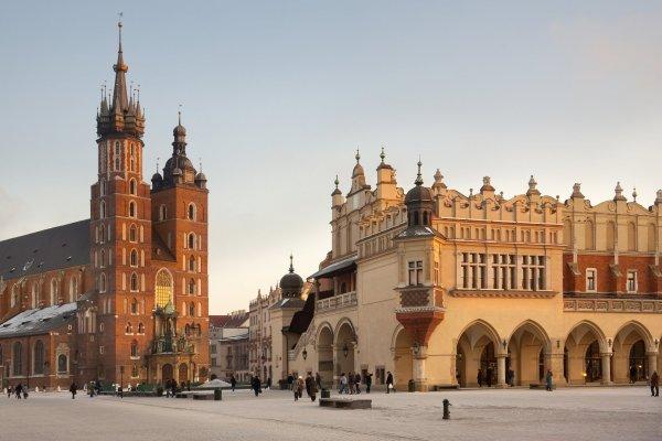 ТОП-10 интересных мест, которые стоит посмотреть в Кракове