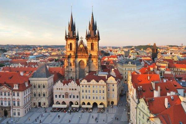 Wizz Air планирует запустить новые рейсы из Украины в Чехию