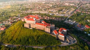 8 замков Закарпатья, которые тебя поразят