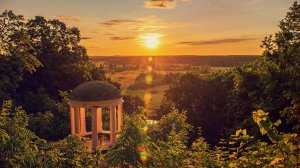 Осенний автомаршрут: лучшие места в 2 часах от Киева