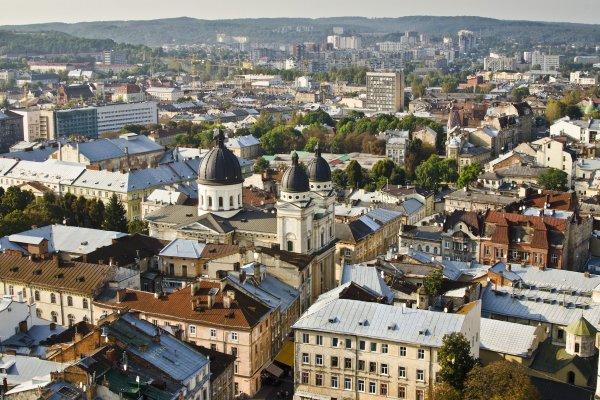 11 маршрутов по городам Украины, которые впечатлят даже местных