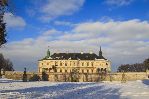 Нестандартные варианты отдыха зимой: куда поехать в Украине
