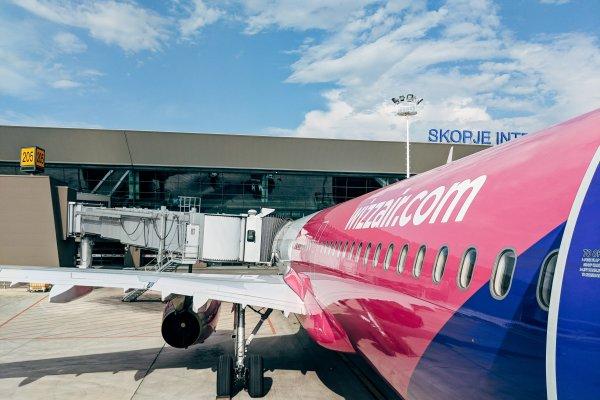 Wizz Air отменил 7 маршрутов из Украины