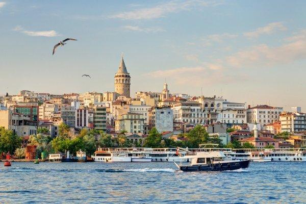 В Турцию — от €16: огромная распродажа от Pegasus Airlines