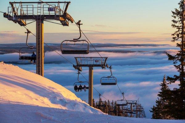 ТОП-4 лучших горнолыжных курортов Болгарии