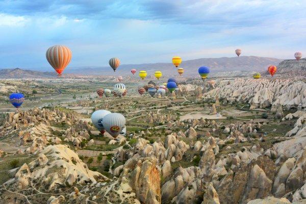 Турция открывает границы для иностранных туристов