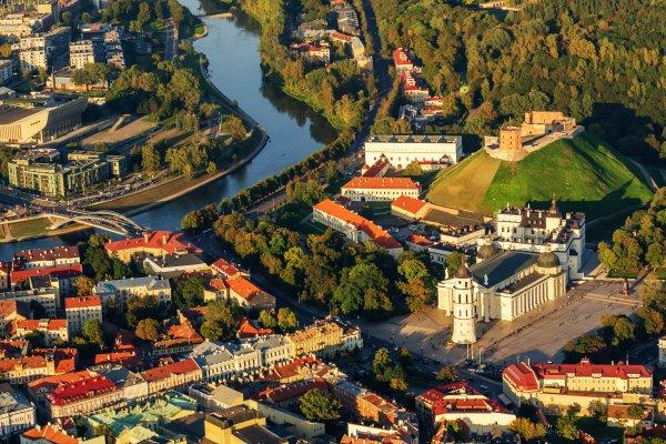 ТОП-10 мест, которые стоит посетить в Вильнюсе