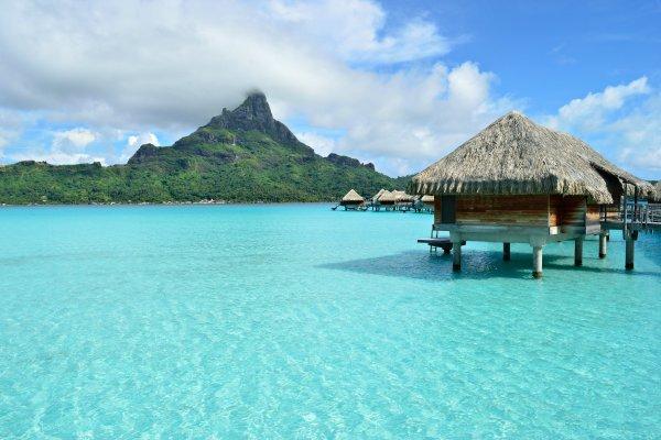 Ещё два острова открываются для туристов