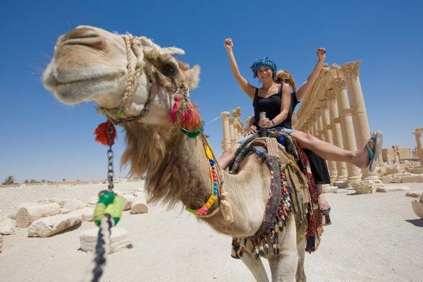 В Египте открывают два новых туристических города