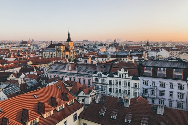 SkyUp увеличит количество рейсов в Прагу