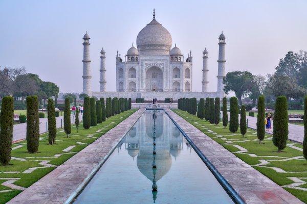 Индия открывается для иностранных туристов