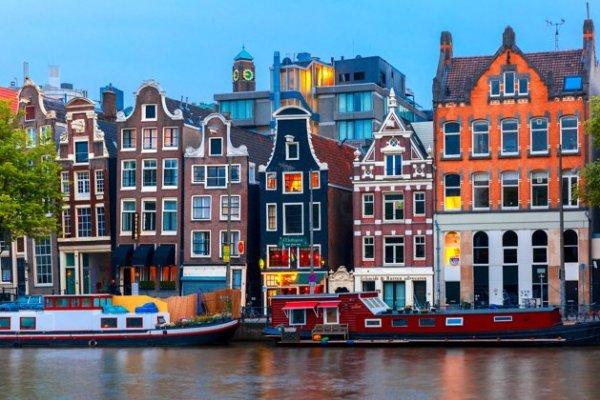 Амстердам: места, которые знают только местные