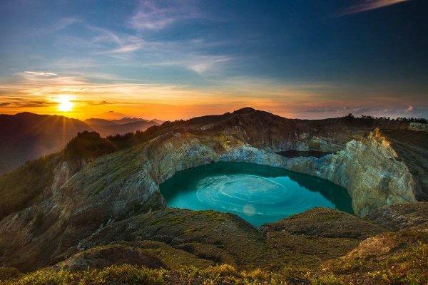 Увидеть своими глазами: 10 необычных мест на планете, которые вас удивят