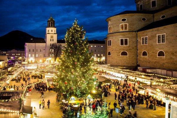 Куда поехать на праздники: Рождественская сказка в Зальцбурге