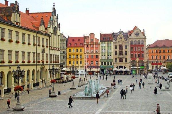 Маршрут по Польше: ТОП-5 самых интересных городов