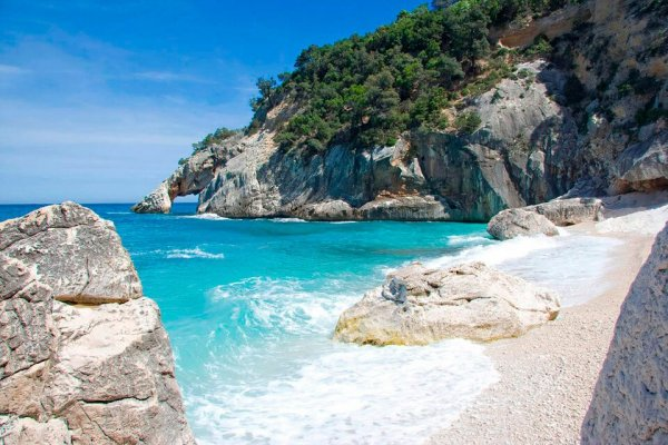 Top 10 of the best beaches in Europe