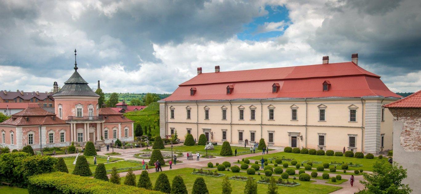 Золочевский замок, Золочев, Львовская область