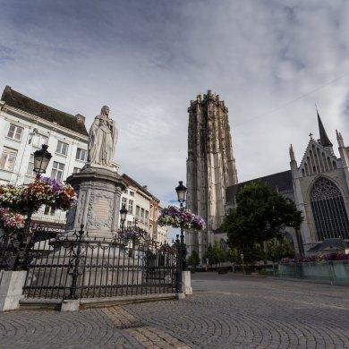 Исторический центр в Брюгге