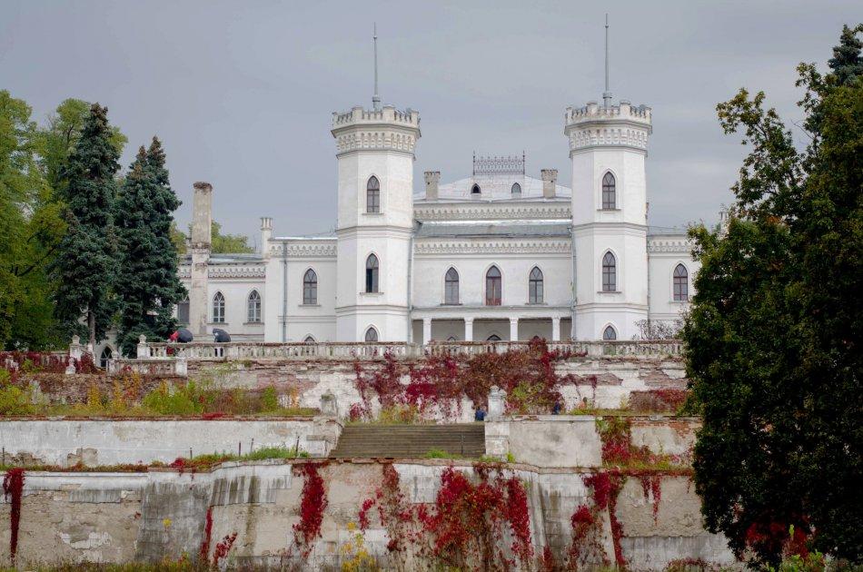 Сахарный замок, Шаровка, Харьковская область