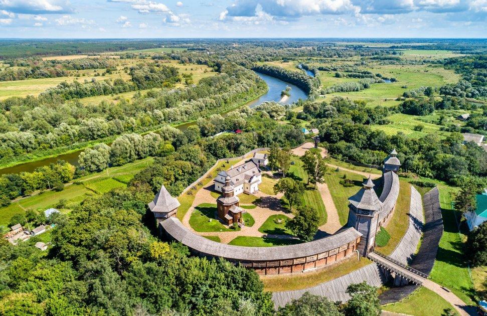 Батуринская крепость, Черниговская область